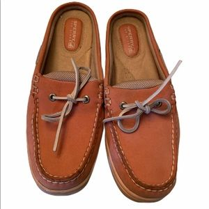 Sperry Top Sider Mules